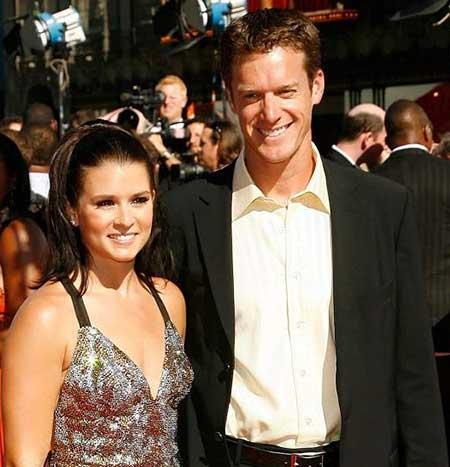 Danica Patrick and her ex-husband Paul Hospenthal at the 2007 ESPY Awards at the Kodak Theatre