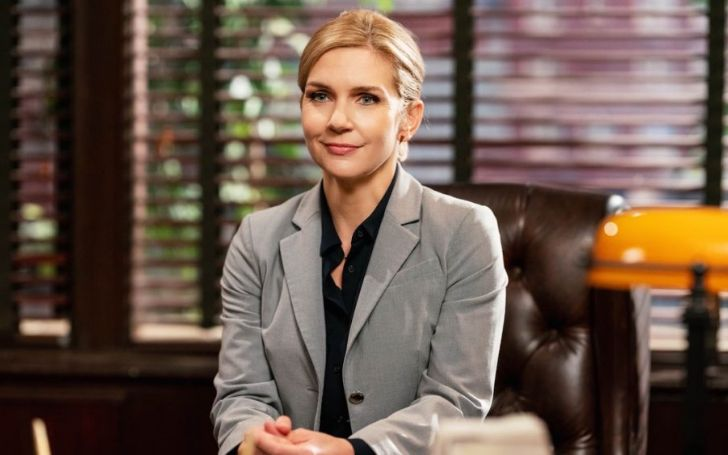 """""""Better Call Saul"""" Star Rhea Seehorn- Who is She Married To?"""