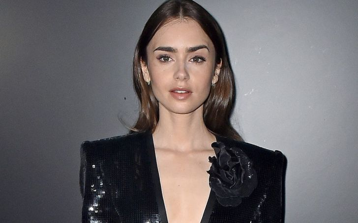 Lily Collins dating Director-Boyfriend Charlie McDowell: The Story of Their Romance