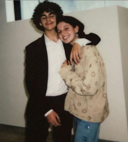 Jack Dylan Grazer girlfriend Cylia Chasman