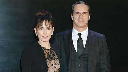 Tony Dalton and his ex-girlfriend Ana de la Reguera