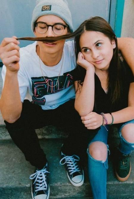 Charlotte Dean and Brandon