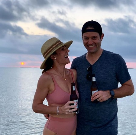 Nikki Deloach and husband Ryan Goodell have been married since 2009.