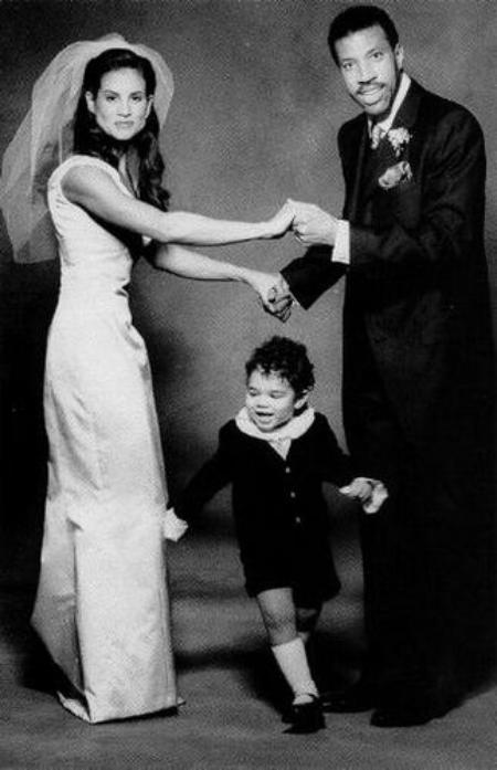 Diane Alexander Lionel Richie wedding