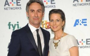 Mike Wolfe Is Married to Wife Jodi Faeth: Details On Their Relationship