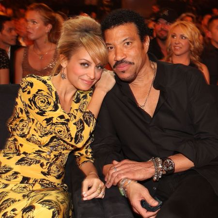 Lionel Richie Adopted Daughter Nicole Richie