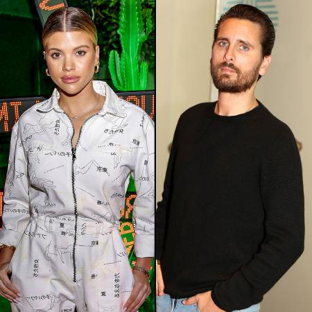 Sofia Richie and Scott Disick relationship