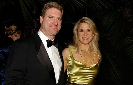 Daniel John Gregory and wife Martha MacCallum married since 1992.