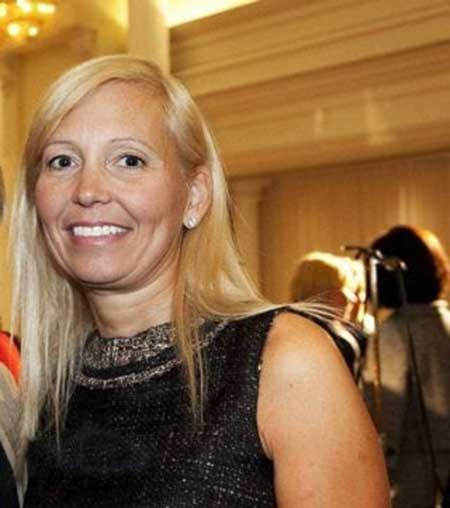 Ophthalmologist and former wife of Robert Herjavec, Diane Plese