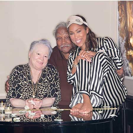 Marjorie Elaine Harvey parents