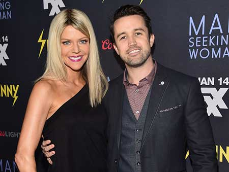 Kaitlin Olson and Rob McElhenney started dating in 2006