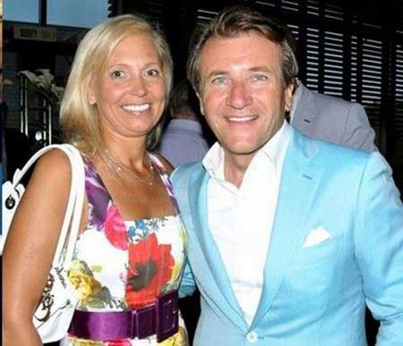 Diane Plese and Robert Herjavec were married for 24 years