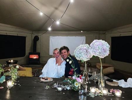 Andrew Herr wife