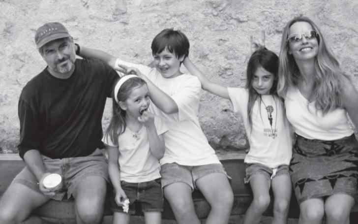 Erin Siena Jobs-The Exclusive Details on Steve Jobs' Daughter