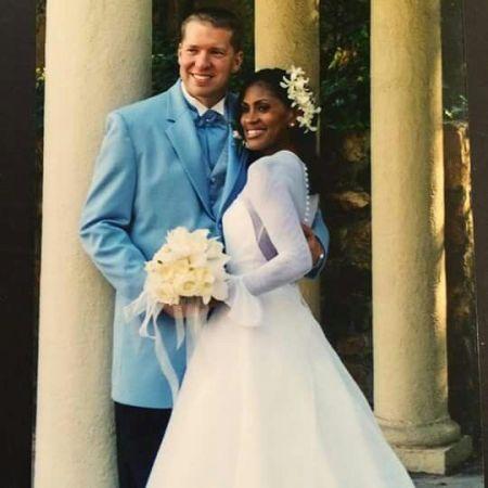 Gary Owen Wife Wedding (1)