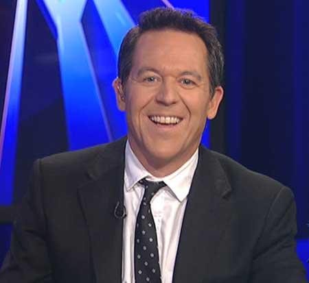 Television presenter Greg Gutfeld