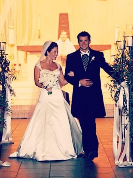 Amanda Moye Brown Wedding