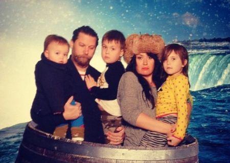 Emily Jendrisak has three kids with her spouse Gavin McInnes