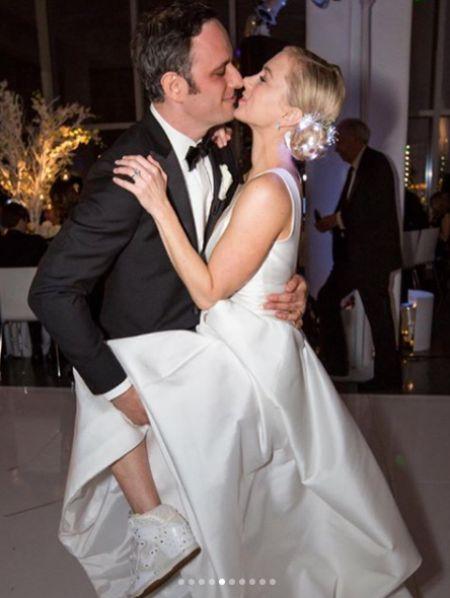 Iliza Shlesinger Wedding Shoe