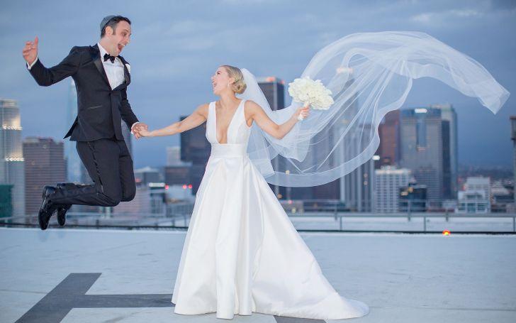 Iliza Shlesinger wedding (1)
