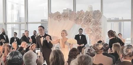 Noah Galuten wedding