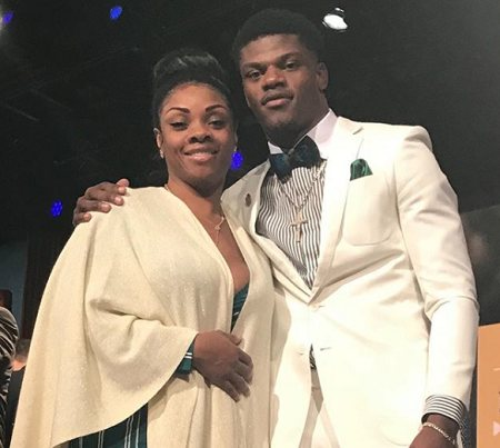 Who Is Lamar Jackson Girlfriend His Love Life In Detail