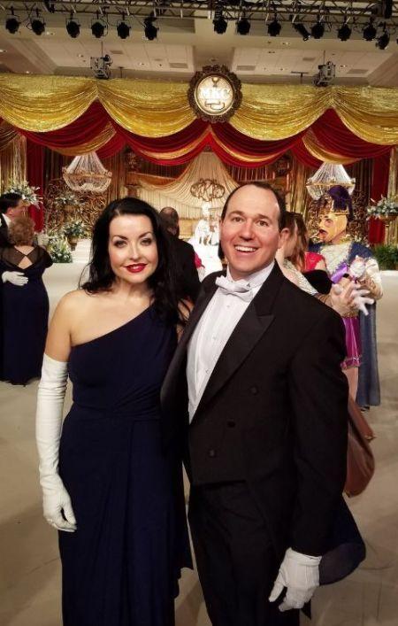 Raymond Arroyo wife Rebecca Arroyo got married on 13 October 1993