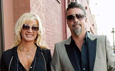 Richard Rawlings and ex-wife Suzanne Rawlings