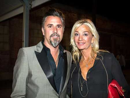Richard Rawlings and his ex-wife Suzanne Rawlings