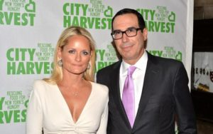 Interesting facts about Steven Mnuchin' ex-wife Heather deForest Crosby