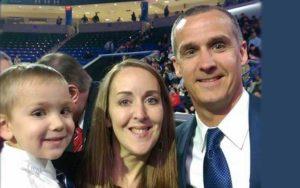 Interesting Facts About Alison Lewandowski; Corey Lewandowski's wife