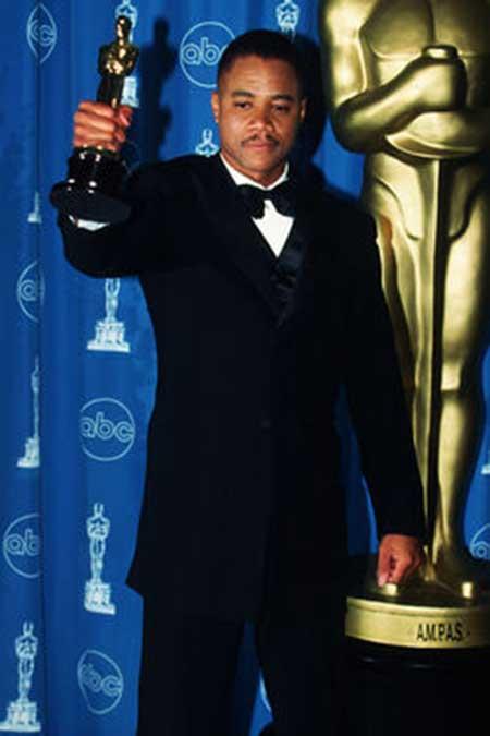 Cuba Gooding Jr. won an Academy Award in 1996
