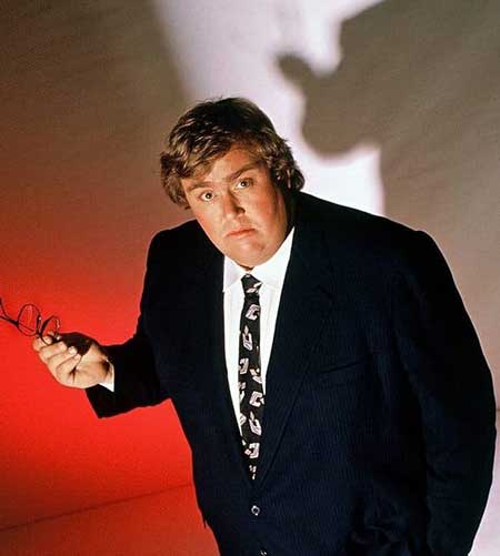 Late Canadian comedian, John Candy