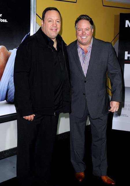 Leslie Knipfing's brothers, Kevin James and Gary Valentine