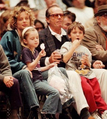 Jack Nicholson S Son Ray Nicholson His Personal Professional Life Sandler doesn't star, but his buddies rob schneider, david spader, and jon heder do; jack nicholson s son ray nicholson his