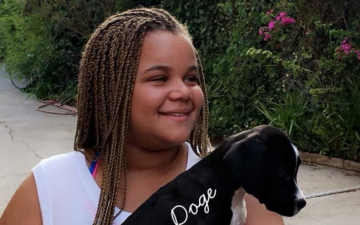 Everything about Piper Gooding, Cuba Gooding Jr.'s Youngest Child