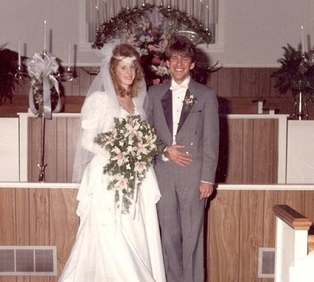Terry previously married Todd Chrisley.