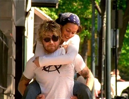 Angie And Her Boyfriend Ryan Dunn Were Engaged
