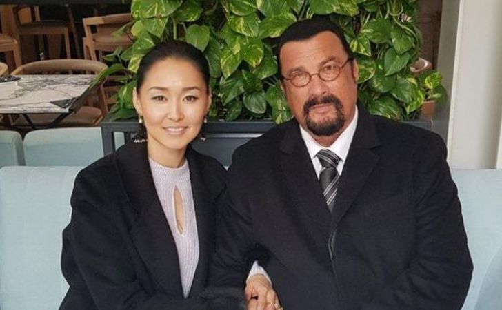 Untold Details About Erdenetuya Seagal: Actor Steven Seagal's Wife