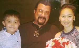 Kunzang Seagal's Life As Steven Seagal's Son: Everything About Him