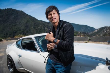 Fast & Furious actor Sung Kang