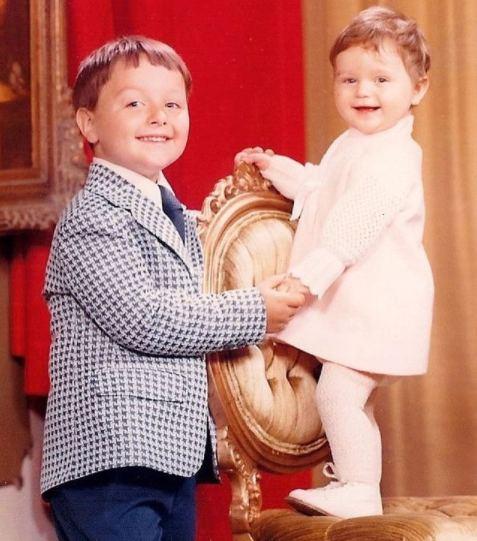 Felice Bastianich had two children.