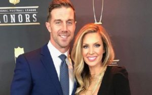 Meet Elizabeth Barry: Her Relationship With Husband Alex Smith, Career, Siblings