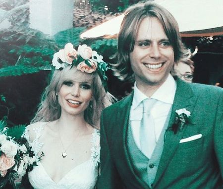 Elizabeth Ashley Wharton marriage with Will.