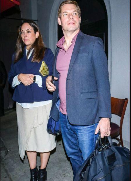Brittany Watts and Husband Eric Swalwell