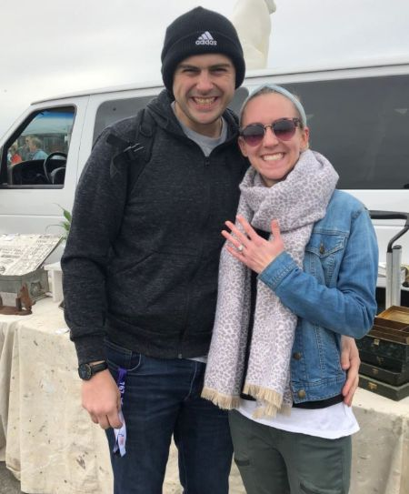 Luc Coulier Is Engaged To His Long-time Girlfriend Alex Cochran
