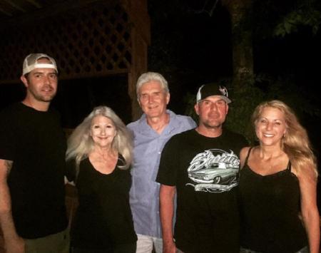 Amanda Martin's family photo.