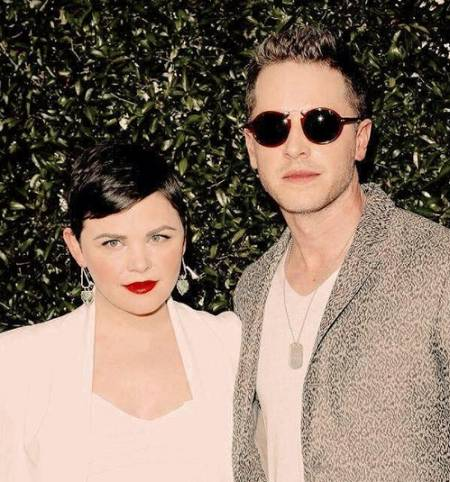 The couple are married since 2014.