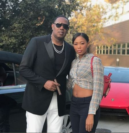 Princess Inty Is The Daughter Of Rapper Master P & Sonya C
