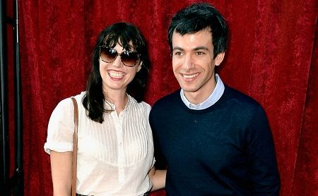 Nathan Fielder and his reported-wife Sarah.